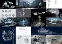 Enlarge Photo: Architecture & Urban Design III (ARCH 5001) – Articulated Surface 10