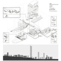 Composite Hong Kong: urban habitation in section 8