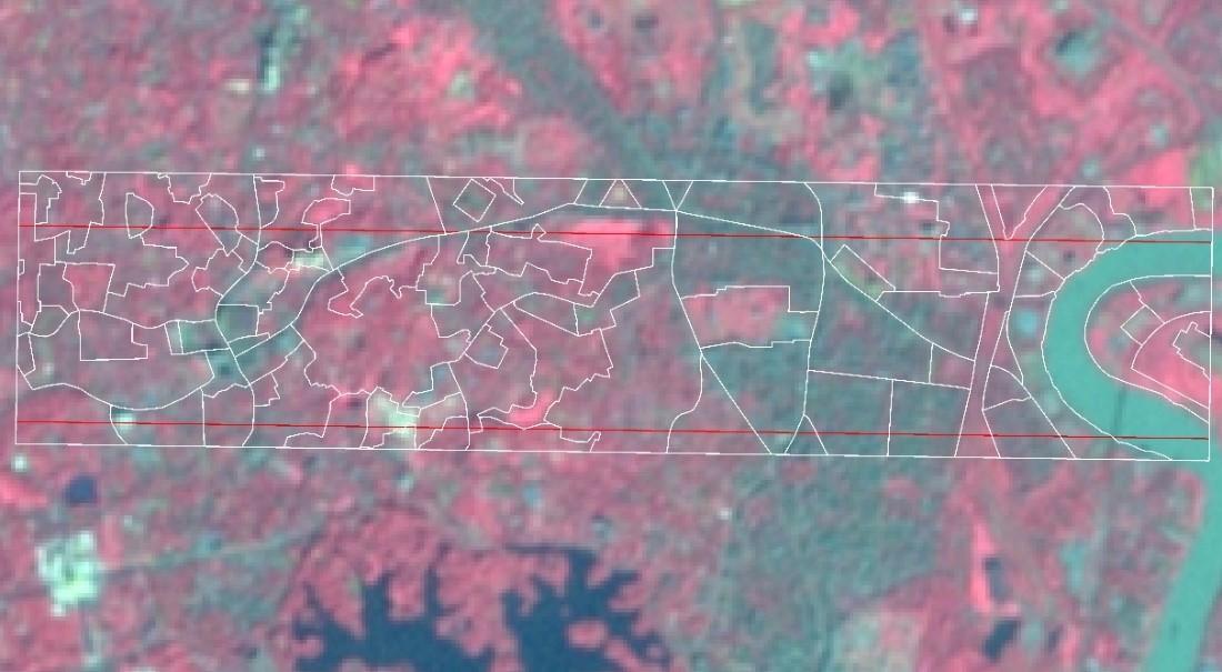 Landscape Dynamics in Yangon