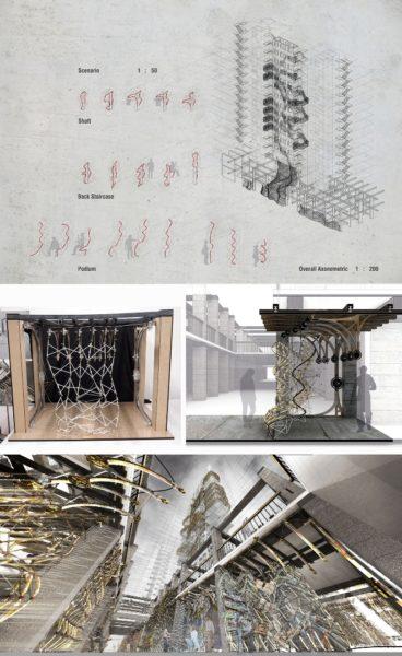 Architecture & Urban Design I (ARCH 4001) – Dwelling: Carcass 3