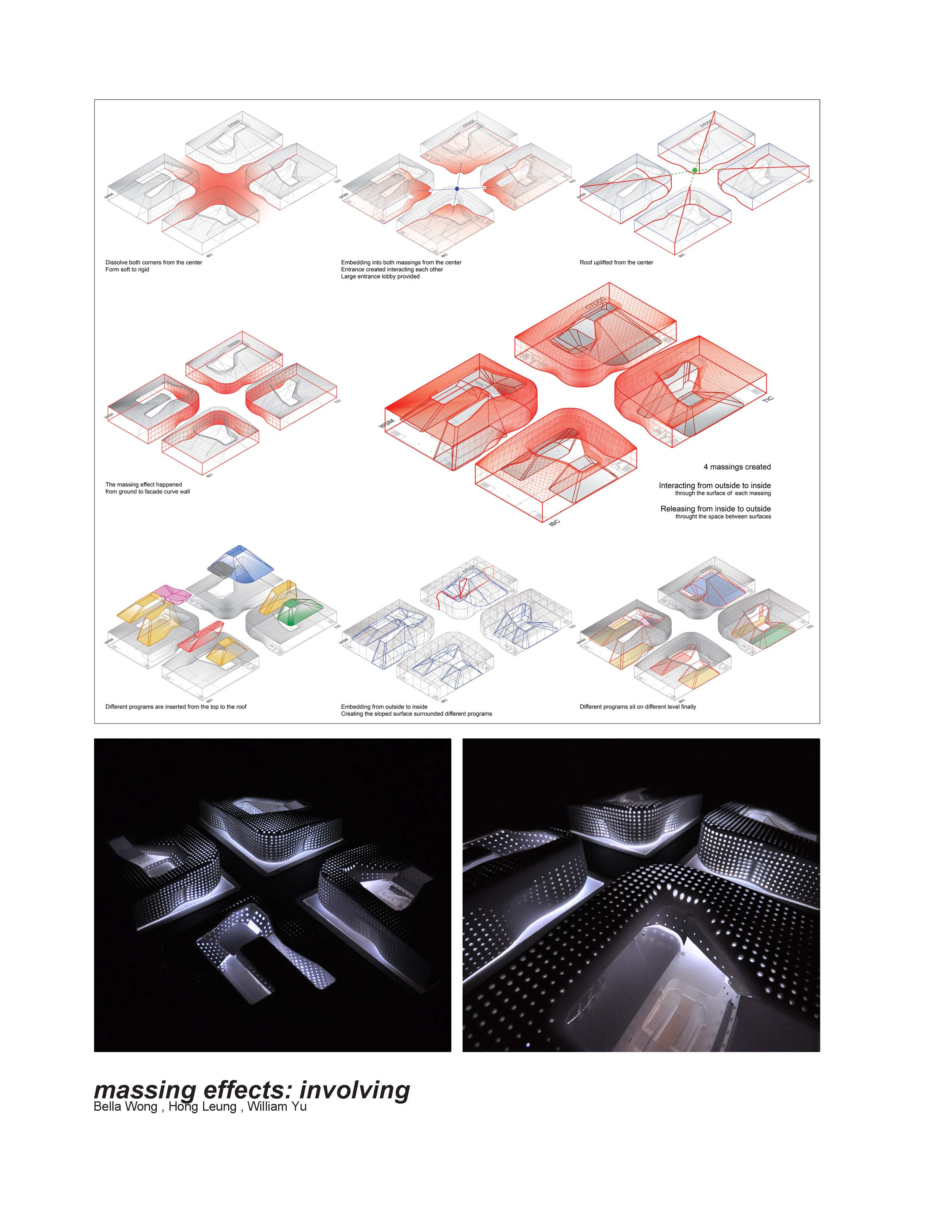 Effective Massing | HKU Faculty of Architecture