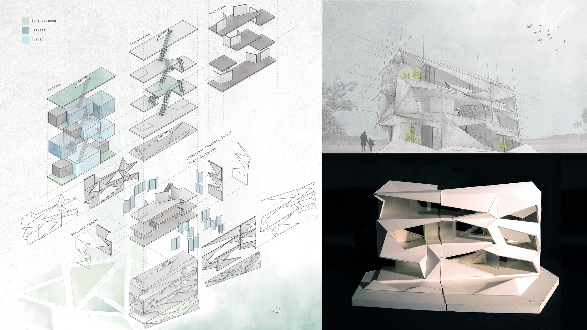 Enlarge Photo: Ideas for the Village: Rethinking Village House typologies in Hong Kong 1