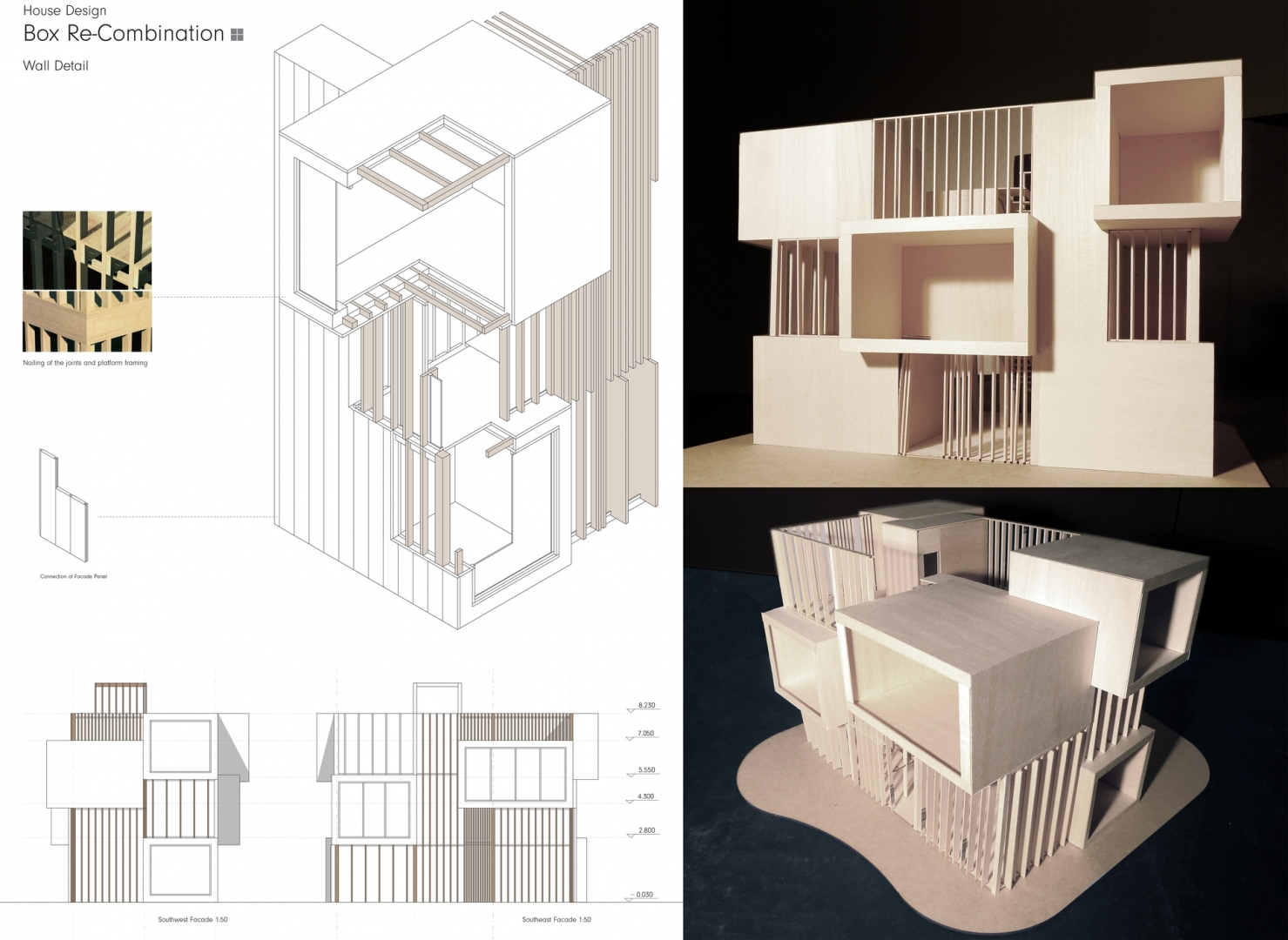 Enlarge Photo: Ideas for the Village: Rethinking Village House typologies in Hong Kong 9
