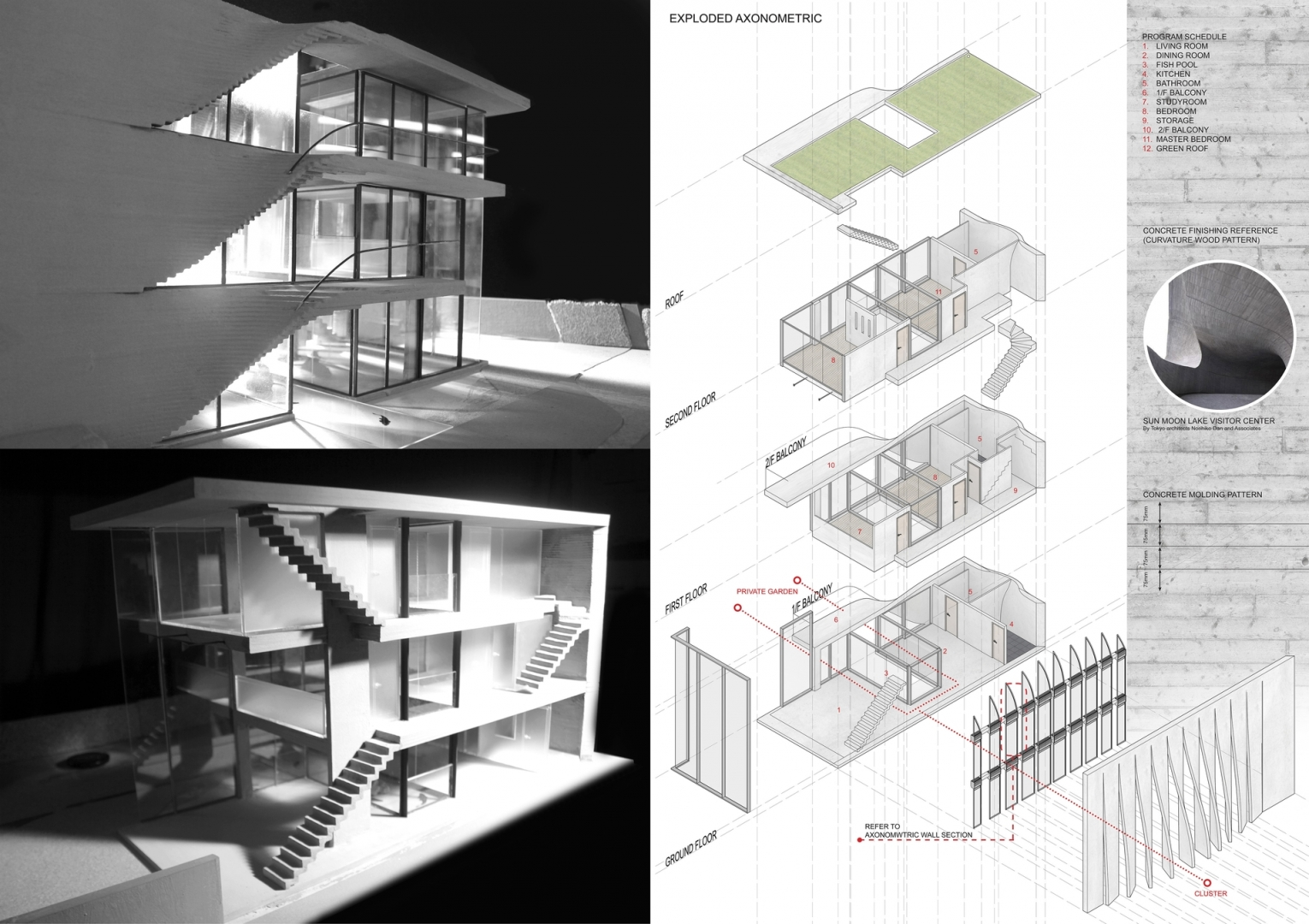 Enlarge Photo: Ideas for the Village: Rethinking Village House typologies in Hong Kong 11