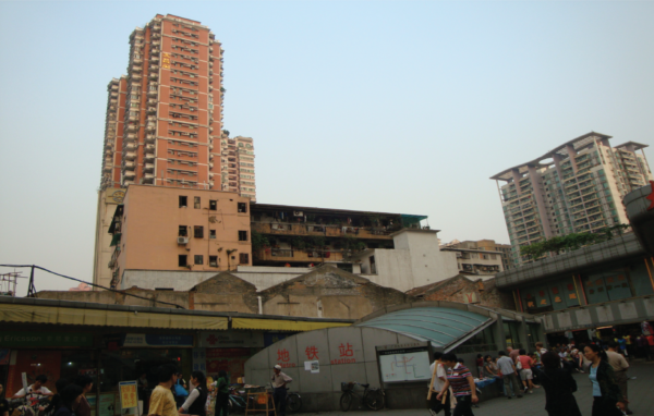 Enlarge Photo: A Political Economy Analysis of Urban Redevelopment and its Socio-spatial Consequences in China 1