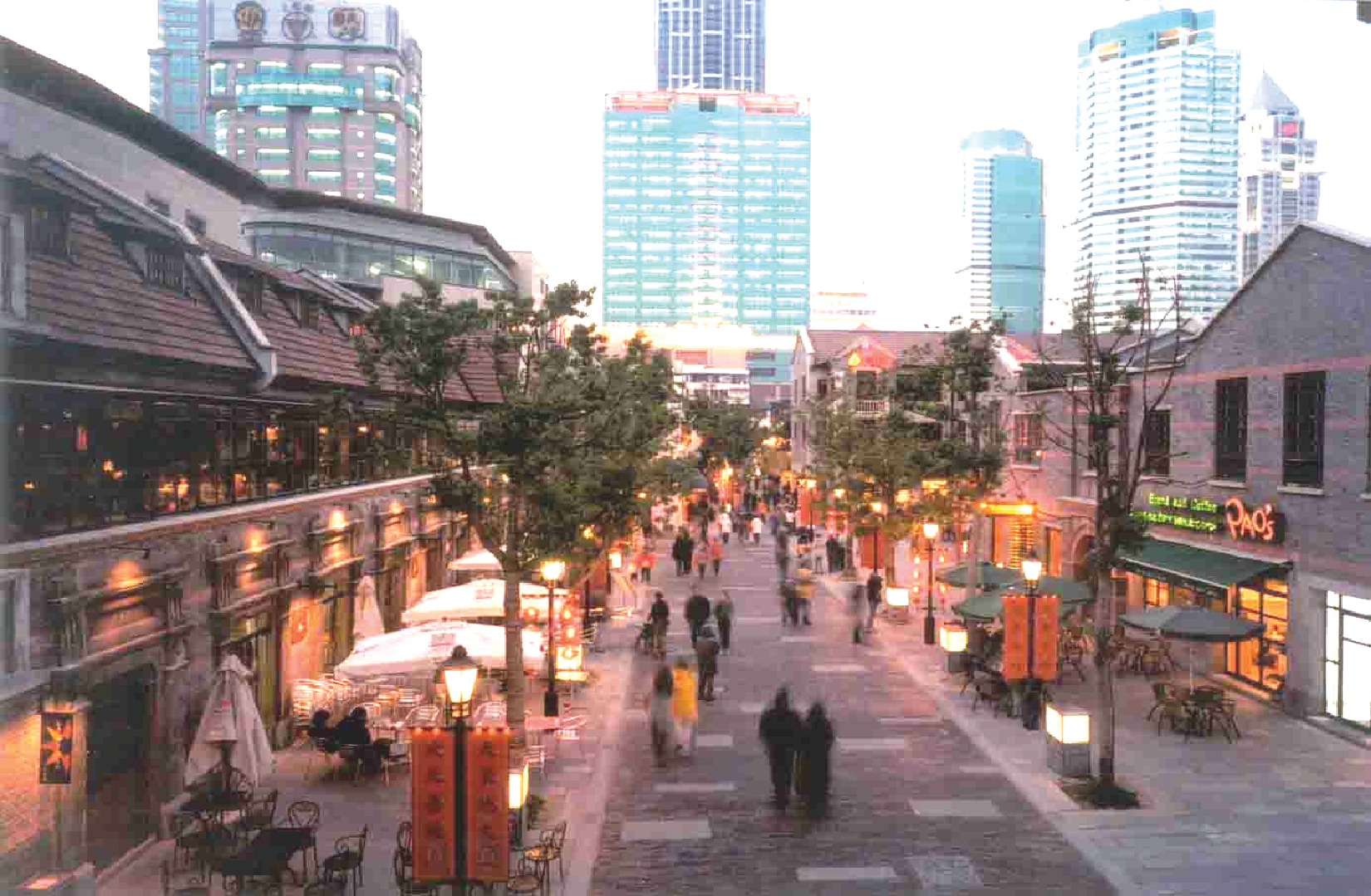 A Political Economy Analysis of Urban Redevelopment and its Socio-spatial Consequences in China