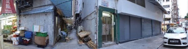 Revitalizing alleys in high-density cities: How urban and landscape design interventions impact the sense of safety 1