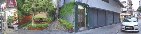 Revitalizing alleys in high-density cities: How urban and landscape design interventions impact the sense of safety 2