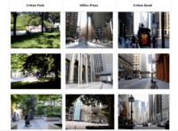 Urban Soundscapes: The Effects of Auditory and Visual Stimulations on Moods 1