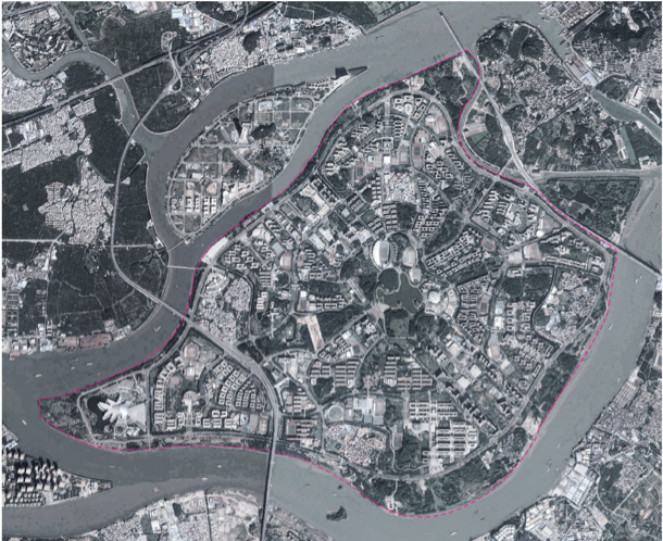A critic of campus town planning methods in China: Environmental design to address crime and violence problems in GuangZhou campus town