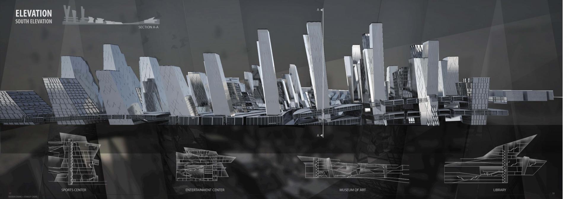 Enlarge Photo: HKU-Tsinghua University International Joint Studio: Mass-Customised Urbanism 4