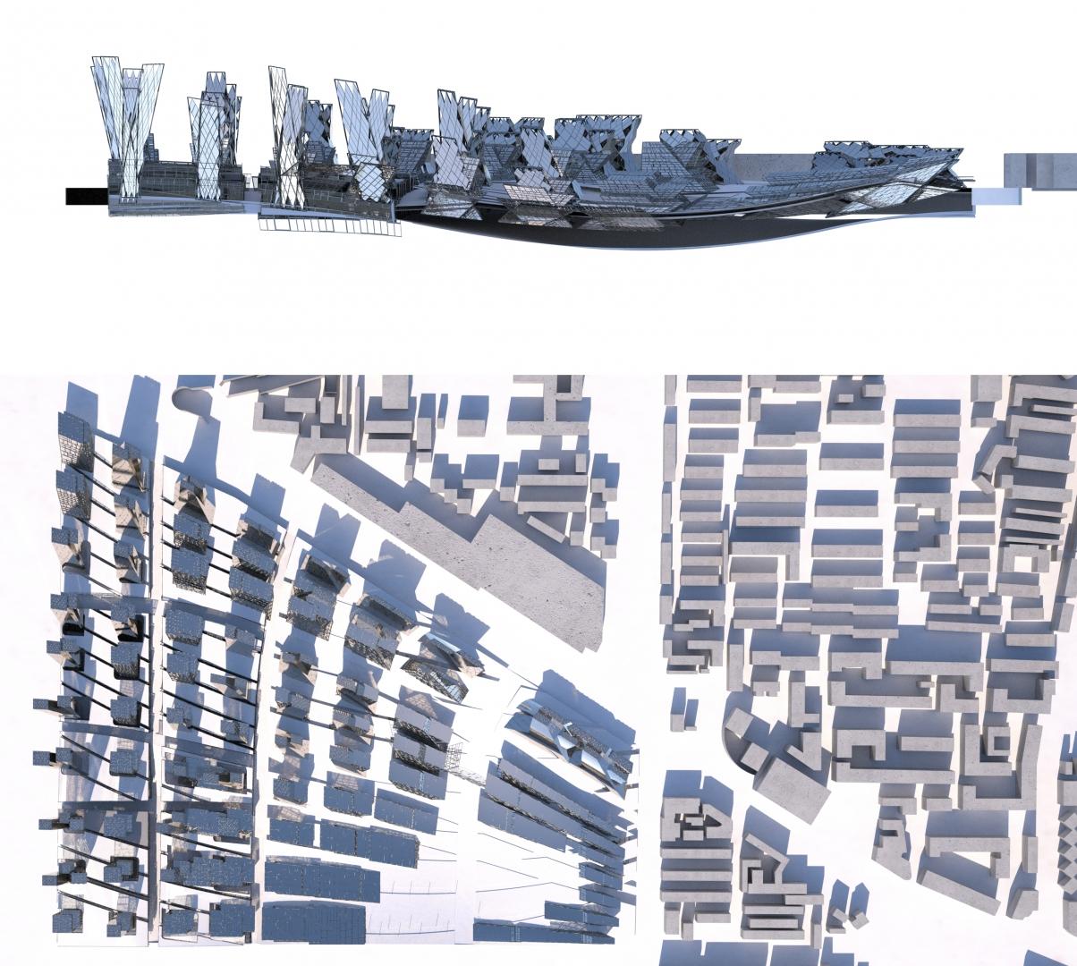 Enlarge Photo: HKU-Tsinghua University International Joint Studio: Mass-Customised Urbanism 5