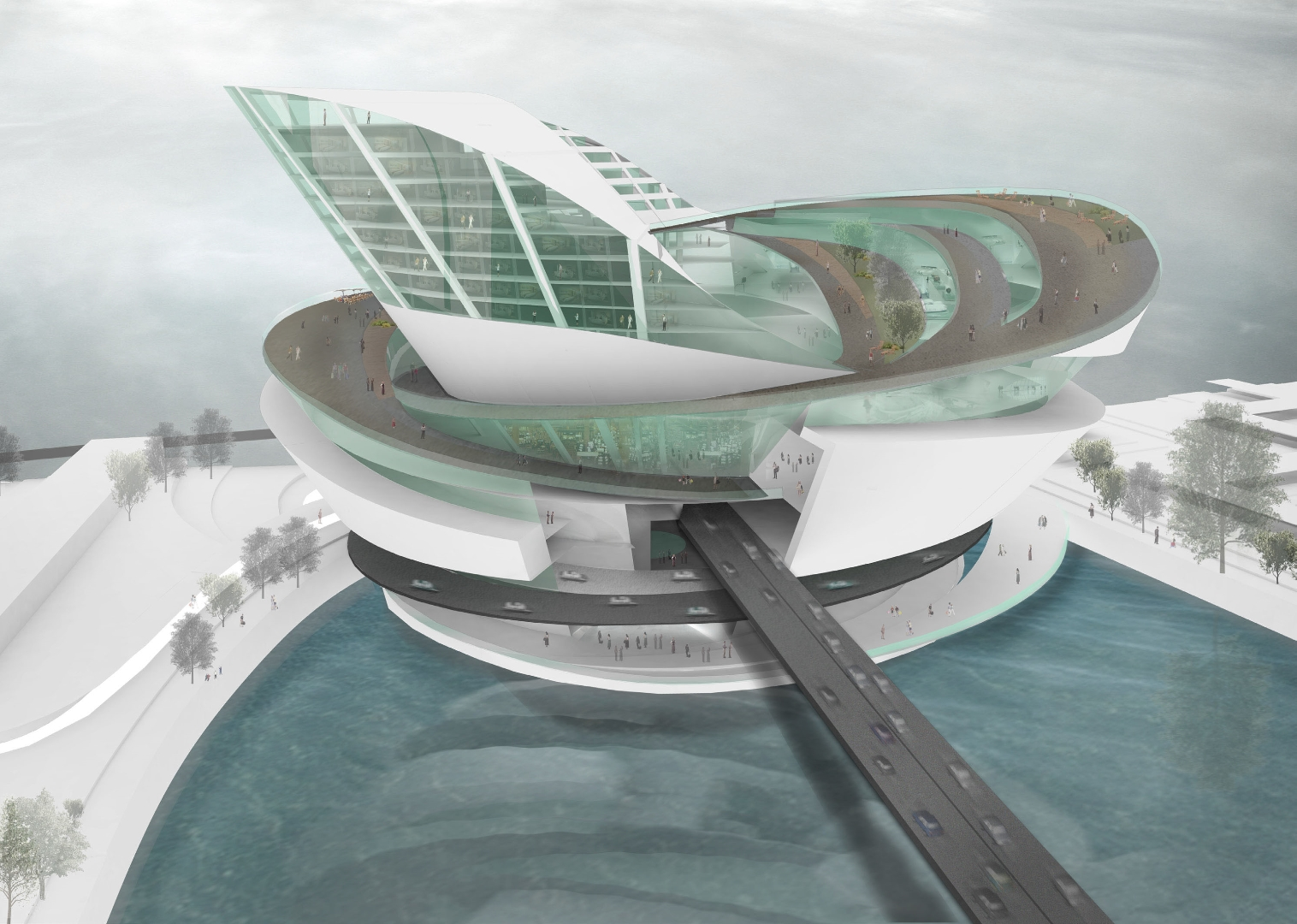 Enlarge Photo: The Possibility of an Island: Designing the New Macau Waterfront 1