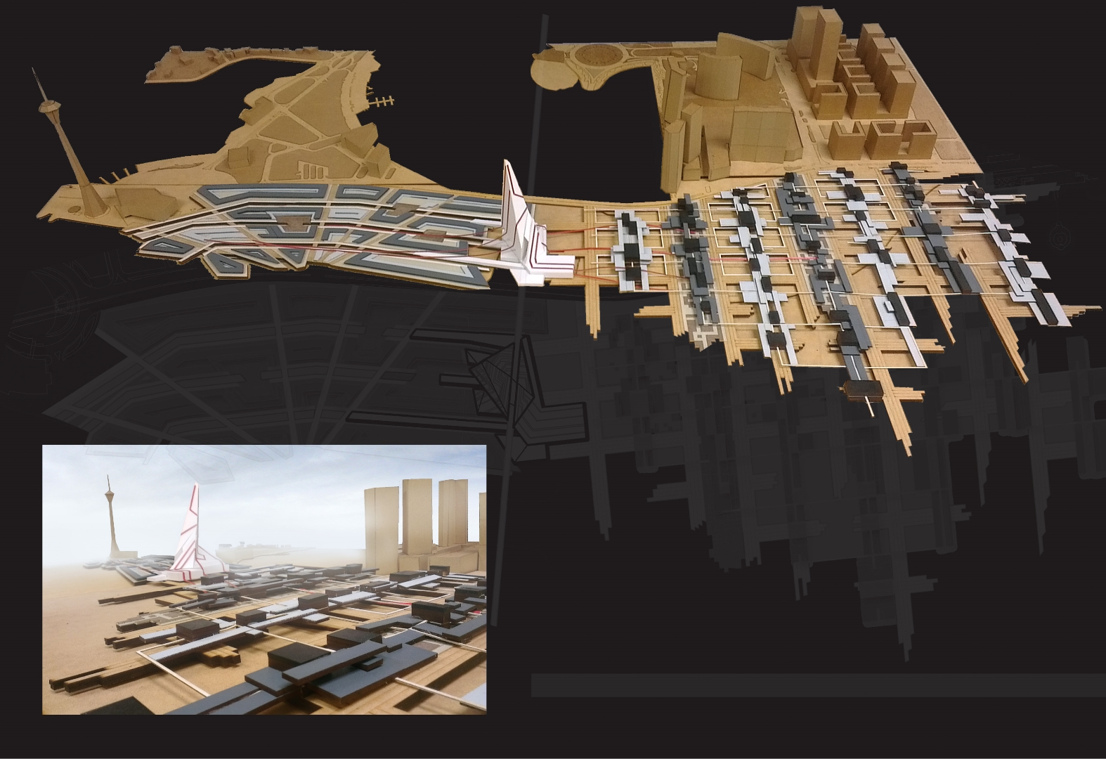 Enlarge Photo: The Possibility of an Island: Designing the New Macau Waterfront 7