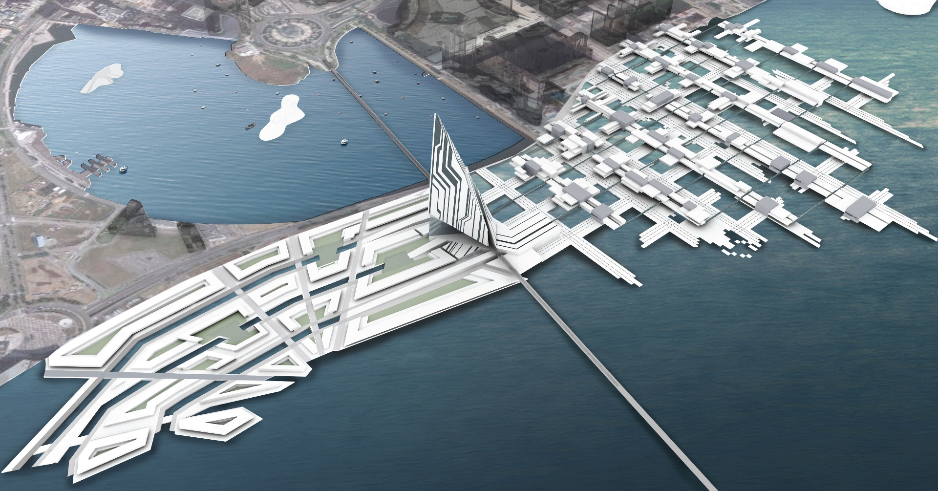 Enlarge Photo: The Possibility of an Island: Designing the New Macau Waterfront 8