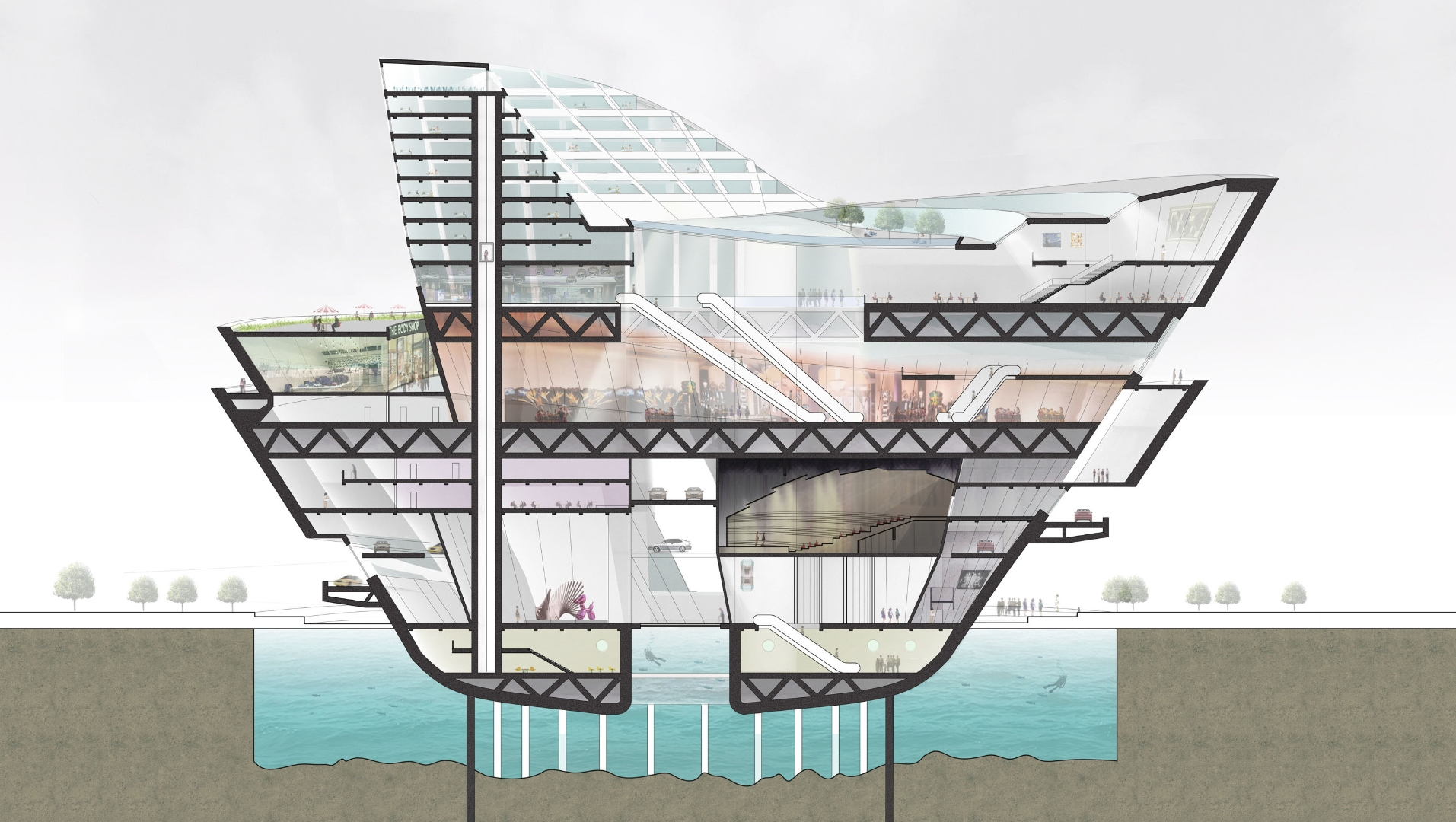 Enlarge Photo: The Possibility of an Island: Designing the New Macau Waterfront 13