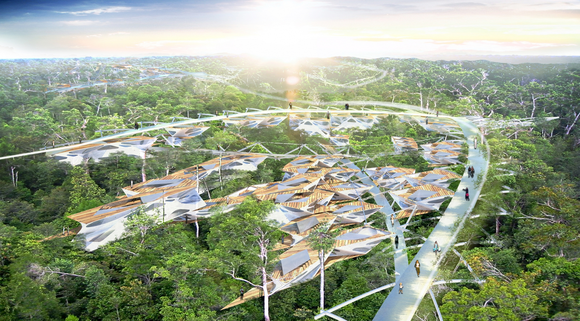 Enlarge Photo: Project L: Sustainable Design Studio 1