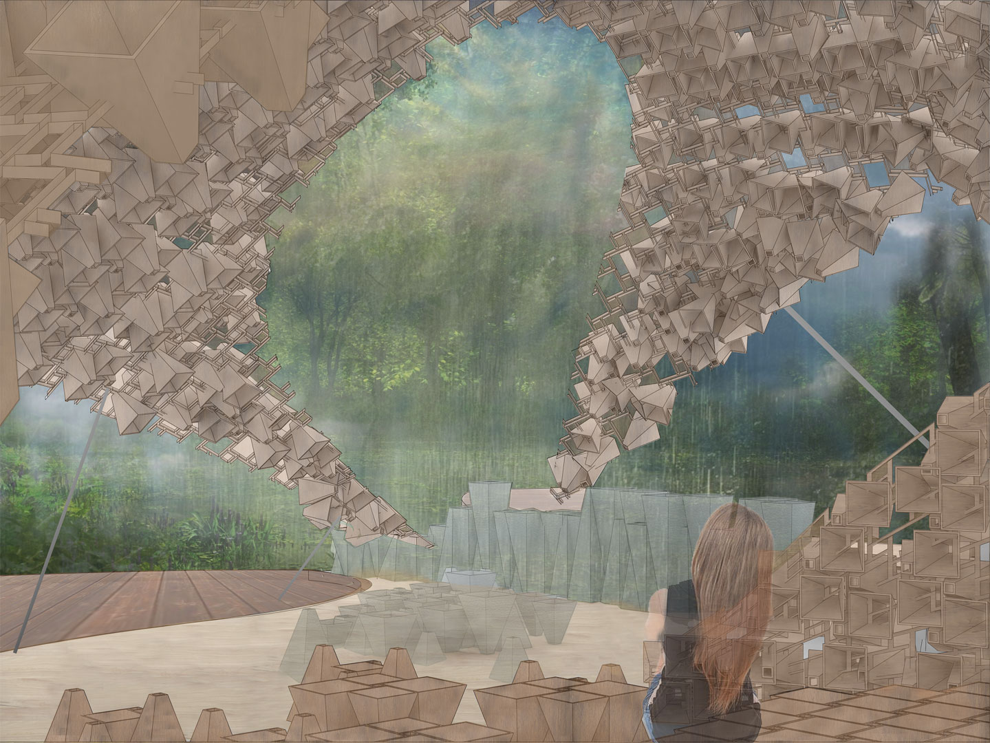 Enlarge Photo: Project L: Sustainable Design Studio 6