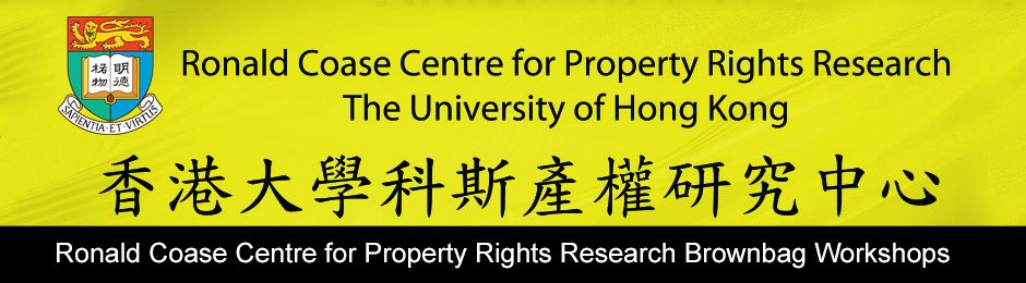 Ronald Coase Centre for Property Rights