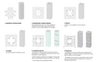 Shell Game: Exploring Variation and Integration in Pre-Fabricated Facades 14