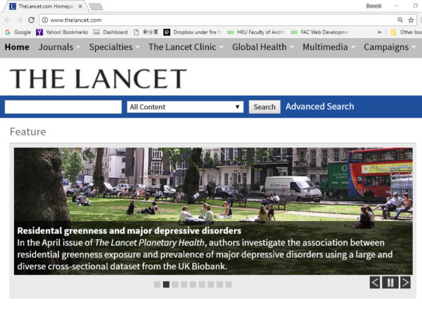 the lancet icon