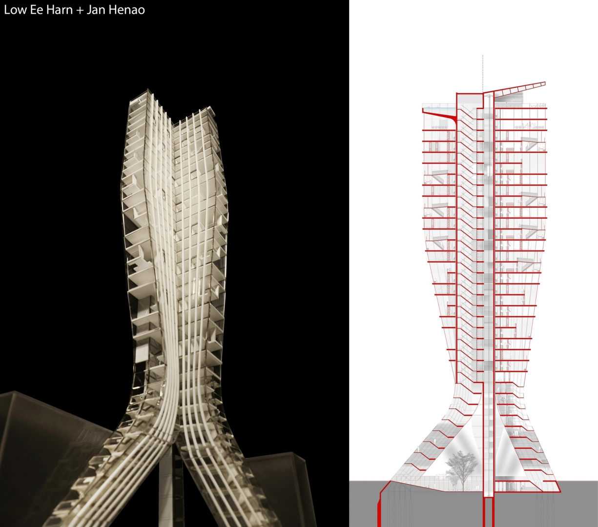 Enlarge Photo: Try a Little Slenderness: Explorations on the Hong Kong Pencil Tower 1