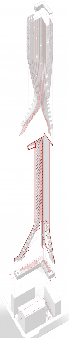 Enlarge Photo: Try a Little Slenderness: Explorations on the Hong Kong Pencil Tower 2