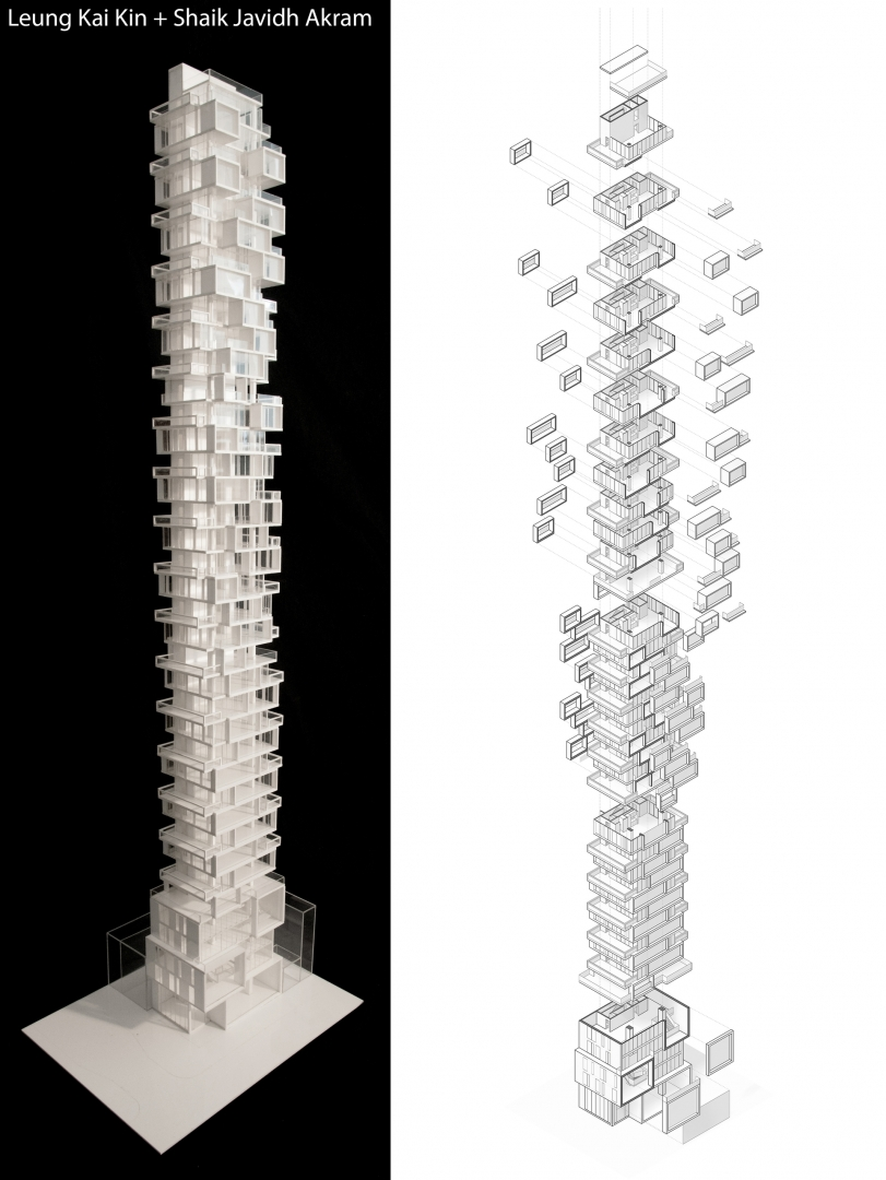Enlarge Photo: Try a Little Slenderness: Explorations on the Hong Kong Pencil Tower 3