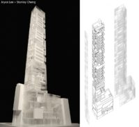 Try a Little Slenderness: Explorations on the Hong Kong Pencil Tower 6