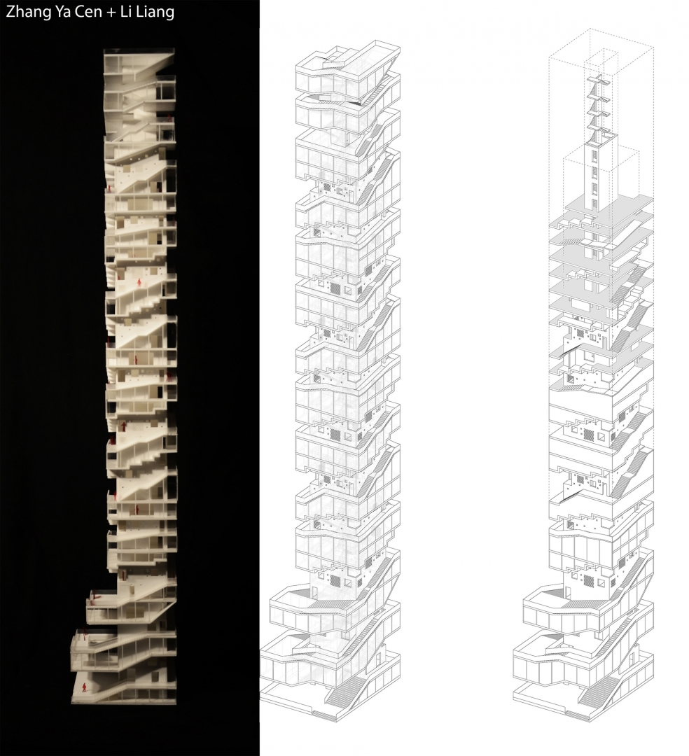 Enlarge Photo: Try a Little Slenderness: Explorations on the Hong Kong Pencil Tower 7