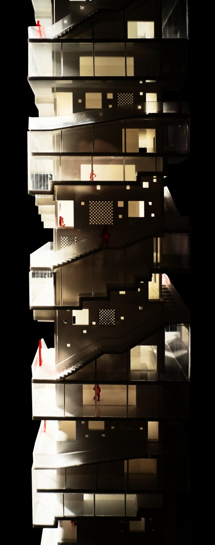Enlarge Photo: Try a Little Slenderness: Explorations on the Hong Kong Pencil Tower 8