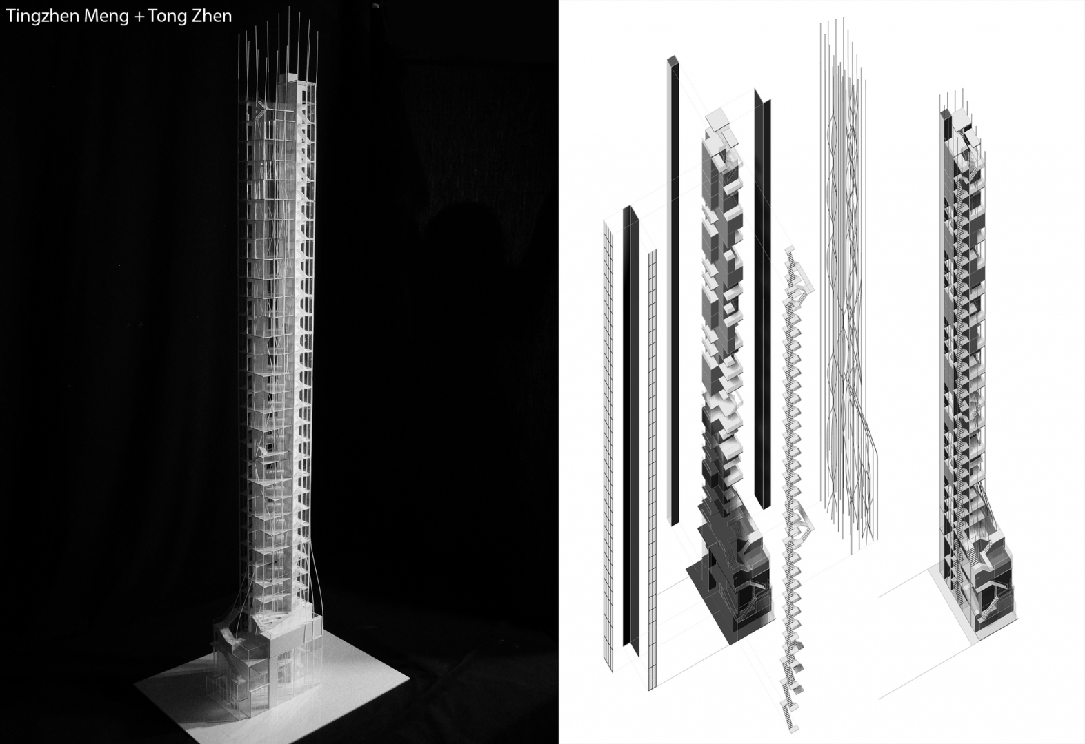 Enlarge Photo: Try a Little Slenderness: Explorations on the Hong Kong Pencil Tower 9