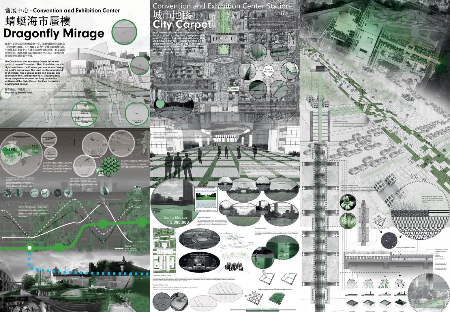 Architecture & Urban Design I – Urban Ecologies: Safari