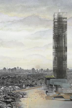 Architecture & Urban Design II (ARCH 4002) – Vertical Mumbai
